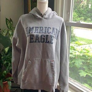 American Eagle hoodie with kangaroo pocket